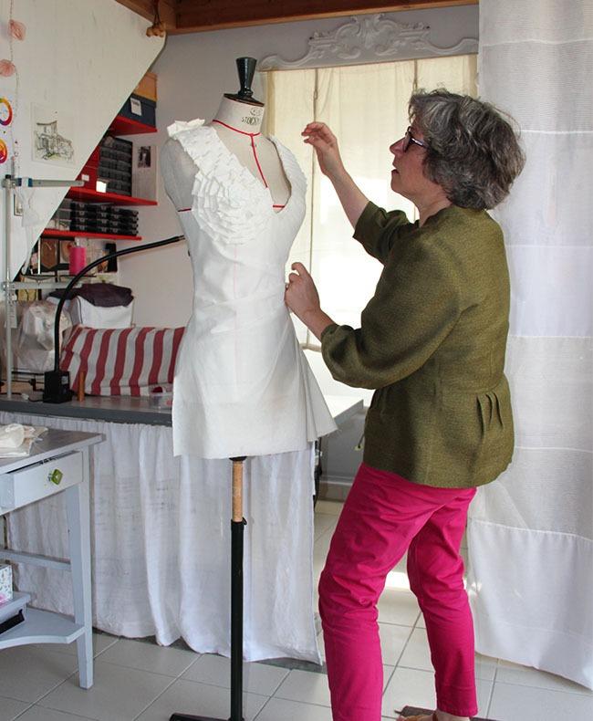 Cours de couture près de Niort