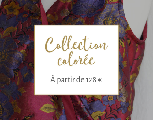 Collection colorée